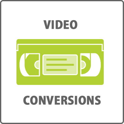 Video Conversions ( VHS, VHSC, Hi8, Digital8, MiniDV, PAL to NTSC